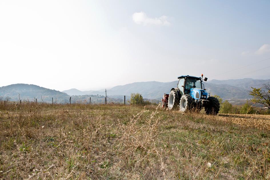 Cascina Vellero - Il territorio