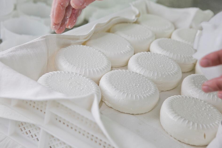 Cascina Vellero - I formaggi di Capra freschi